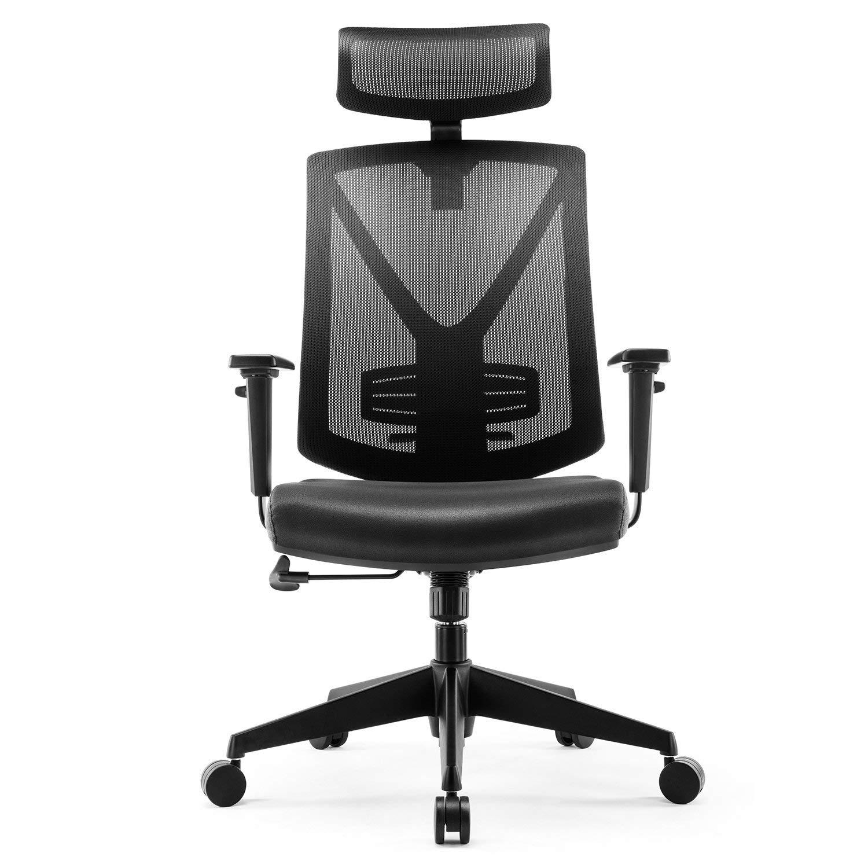best ergonomic office chair under 300 of 2018