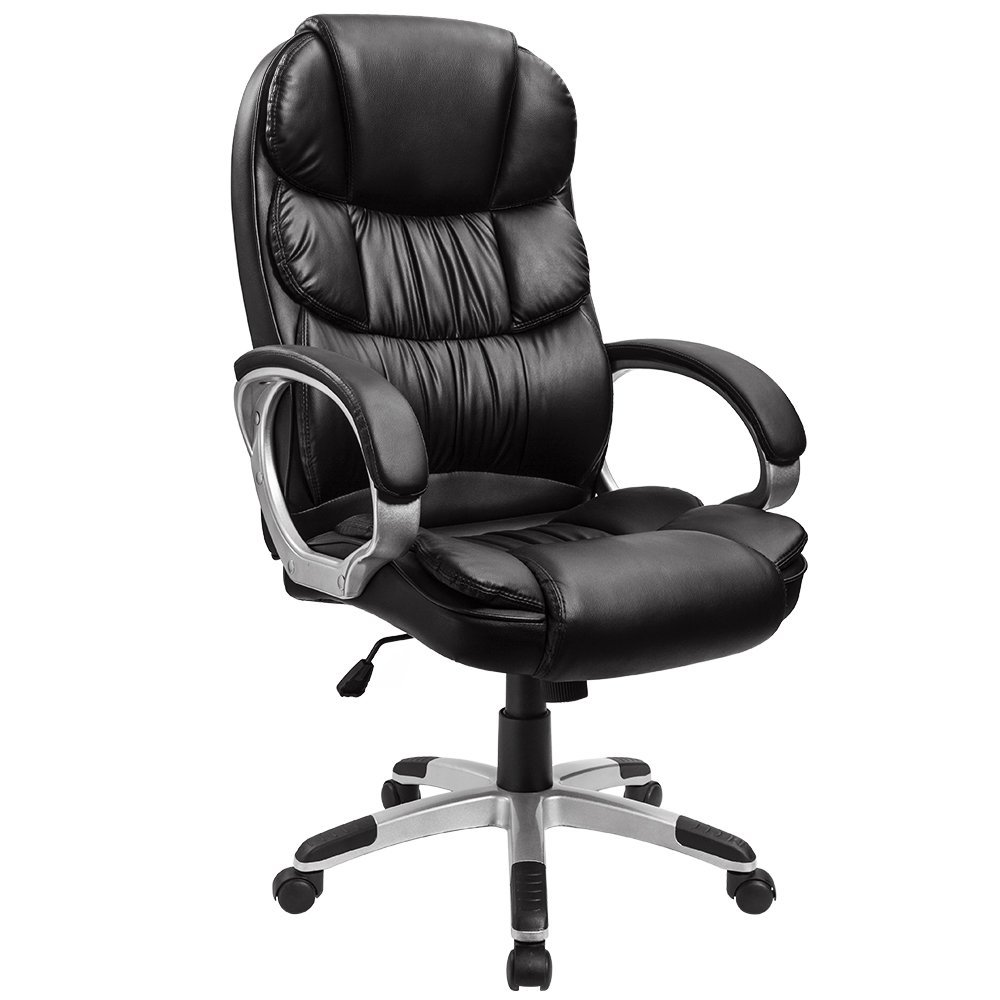 high back office chairs review