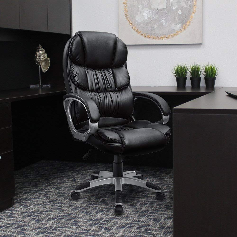 best higher back office chair