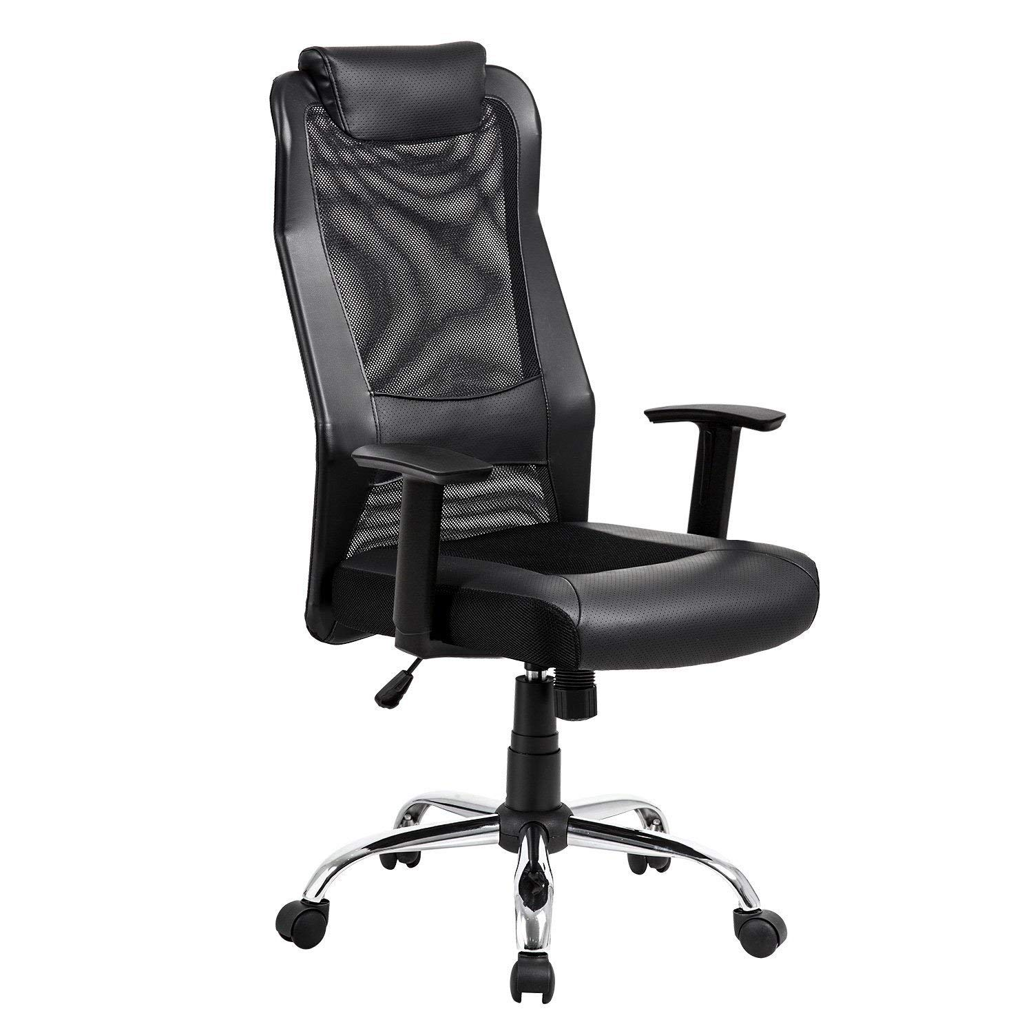top high back office chair