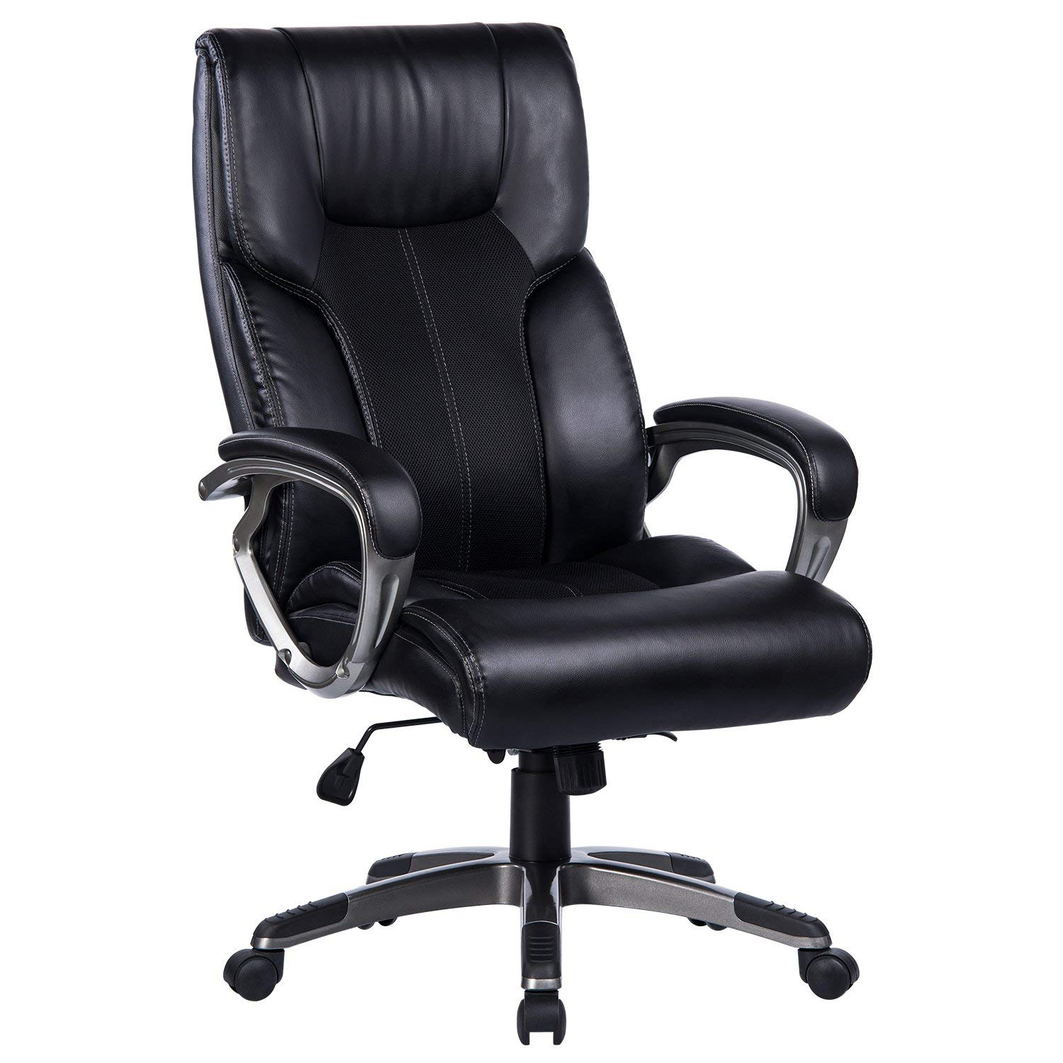 high back office chair reviews