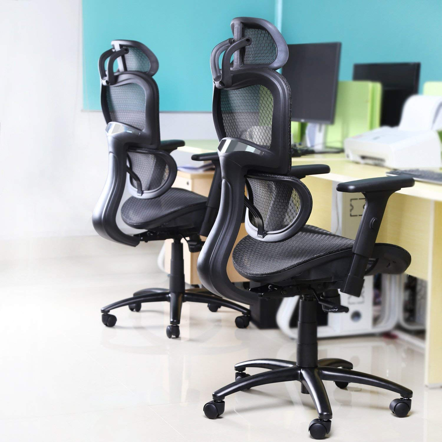 best high back office chair to use