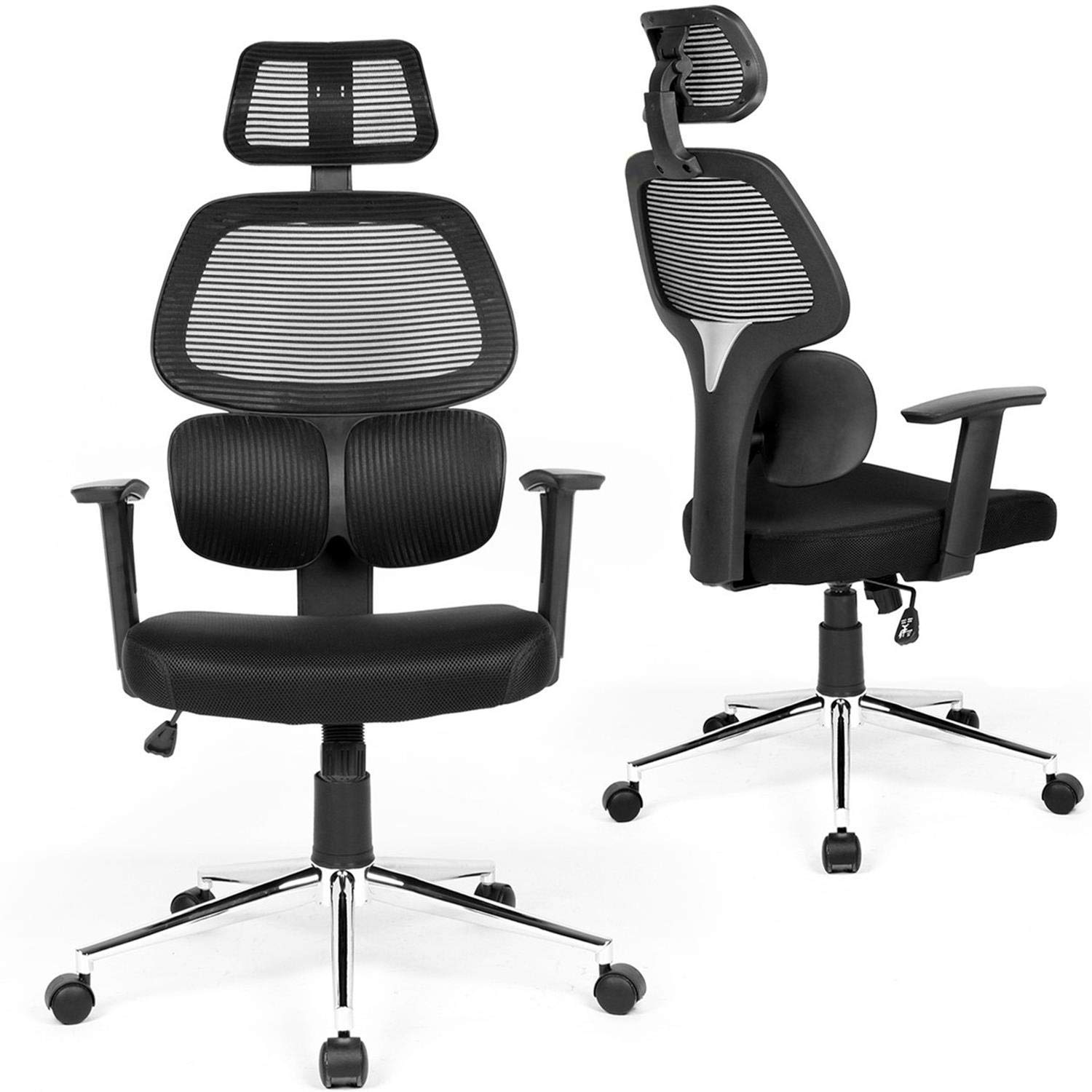 best high back office chair reviews