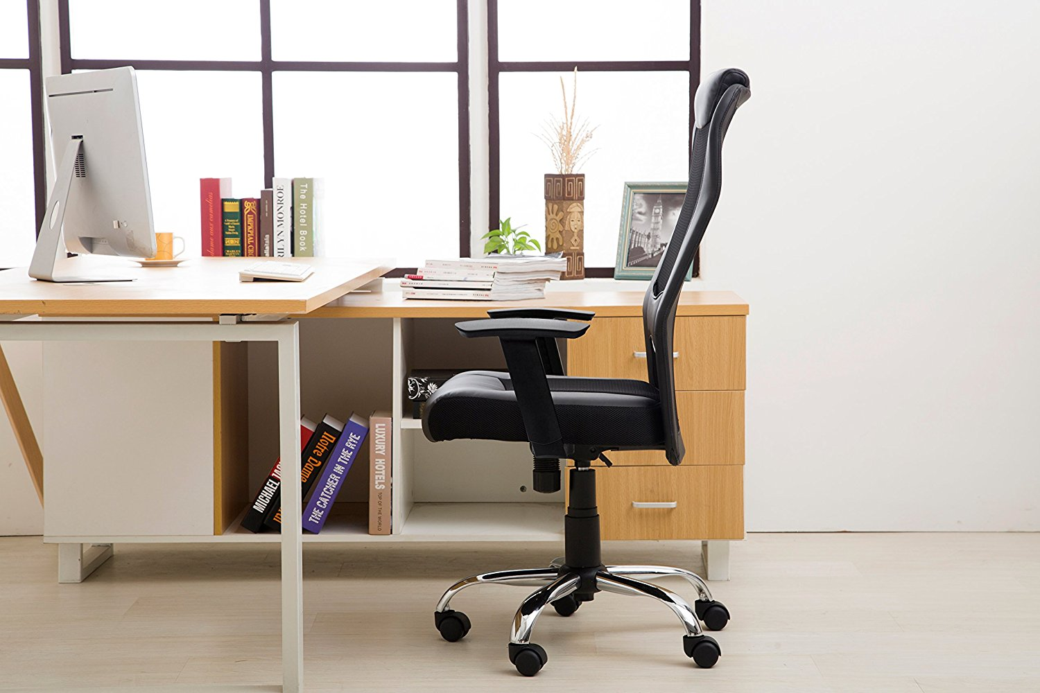 top high back office chairs